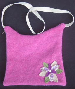 Bag With Flower